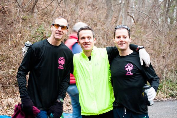 Seneca Creek Trail Marathon 2013