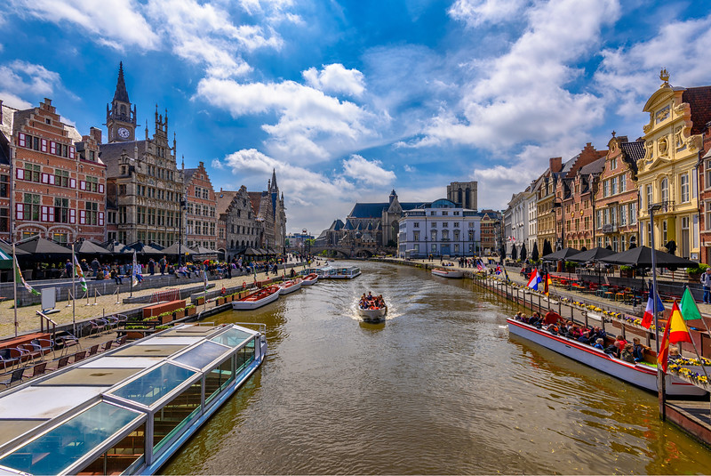 Boat cruise - Things to do in Ghent