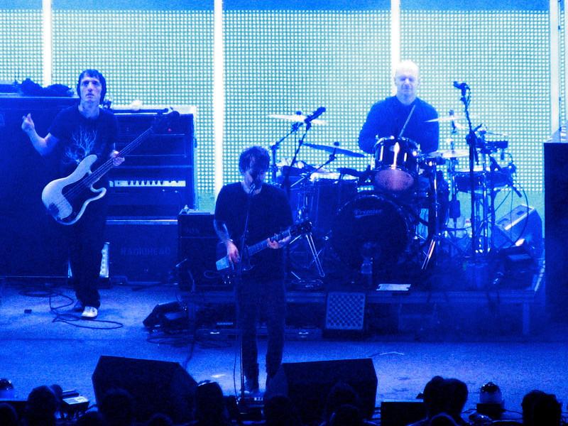 Radiohead Hollywood Bowl 08-25-08 408