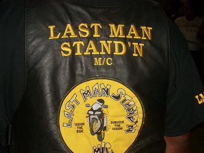 Last Man Stand'n 1st Anniversary Celebration