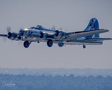 B-17 at Jeffco 7-3-2021