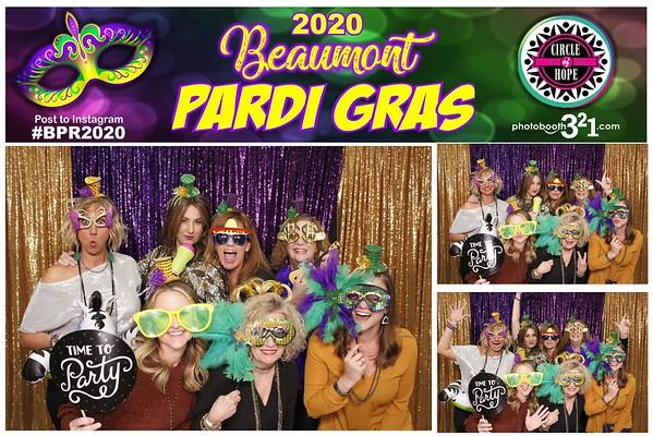 Beaumont Pardi Gras 2020