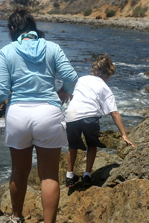 Tidepools and the Beach