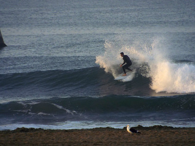 1/4/20 * DAILY SURFING PHOTOS * H.B. PIER