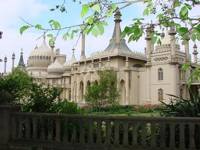 Brighton Pavilion - Brighton, England