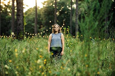 Lauren | Senior Shoot | Loblolly Rise