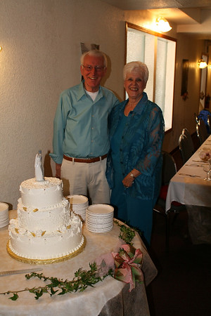 Bob & Barbara's 50th Anniversary
