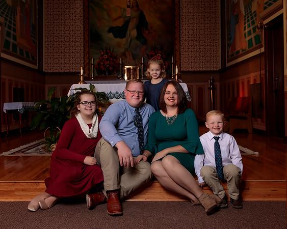 2017-11-18 Batenhorst family