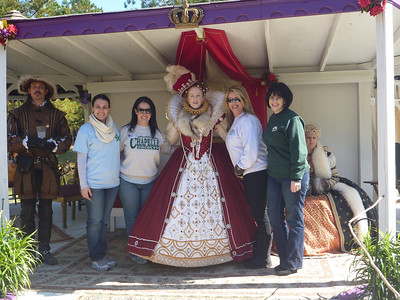 8th Grade Field Trip to Renaissance Fair 2012