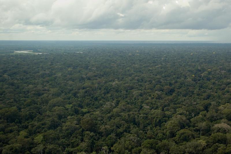 Boca Manu, Peru - View from Airplane (2008-07-07).psd