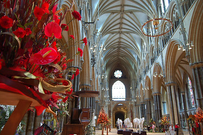 CATHEDRAL FLOWER FESTIVAL 2012