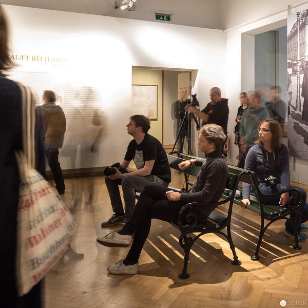 """Ausstellung """"Kauft bei Juden"""""""