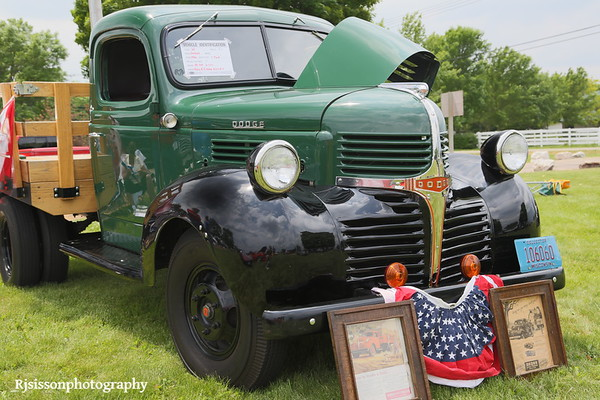 Mahler Park Car Show Memorial Day 2012