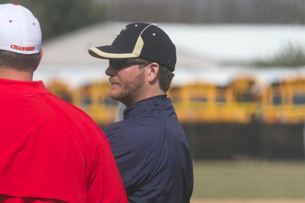 Goshen vs. Fairfield Baseball