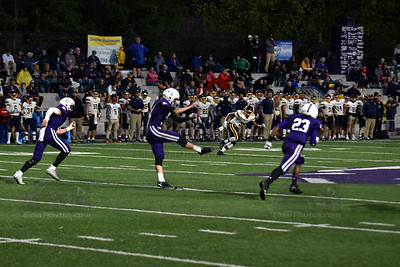2019 Varsity Football vs. Moeller