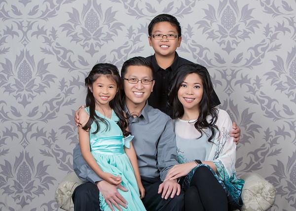 L Family Session
