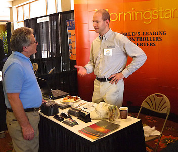 2011 Dealer Conference Booths Staffed