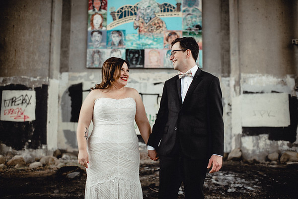 Stephanie + Dave Rad Lawrenceville Wedding