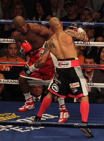 Mayweather vs. Cotto & Mosley vs. Canelo