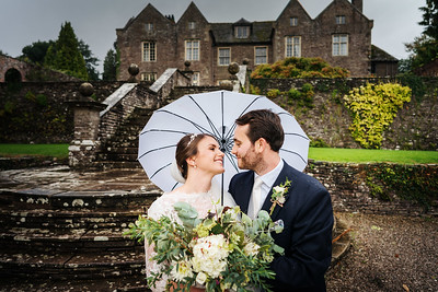 Heather and David Abergavenny Wedding