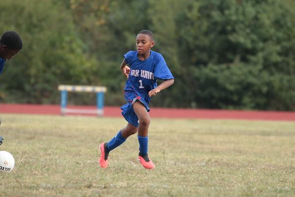 Junior Prep Soccer vs. St. Christopher's - Sept 9