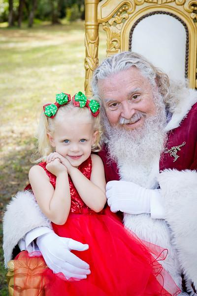 Santa Minis 2018: The Martin Family!