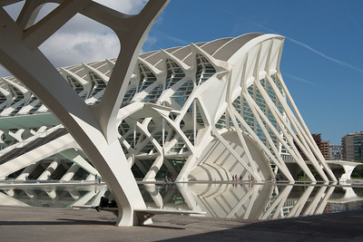 Ciudad de las Artes y las Ciencas