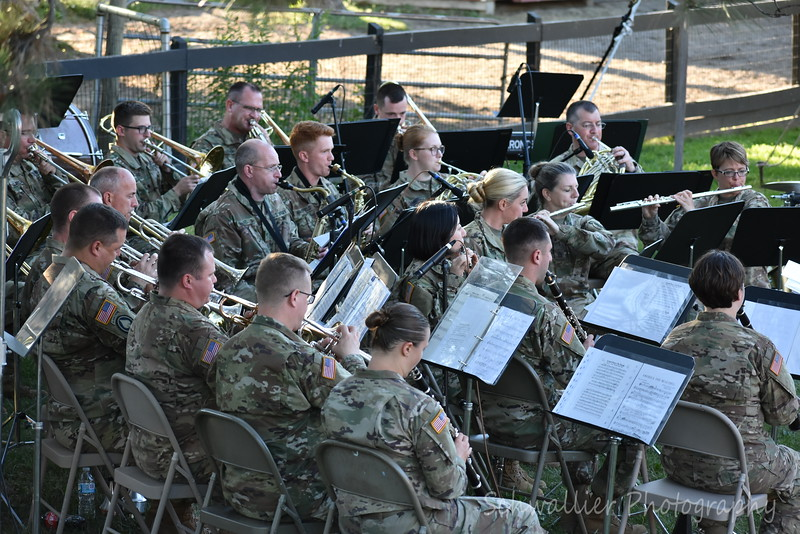 2018 - 126th Army Band Concert at the Zoo - Show Time by Heidi 181.JPG