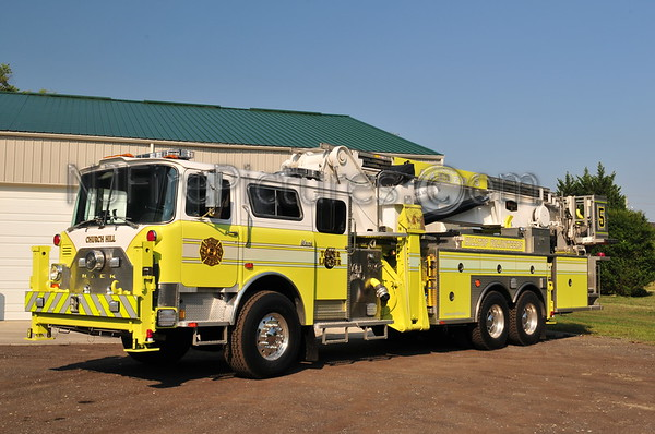 QUEEN ANNE'S COUNTY MARYLAND FIRE APPARATUS