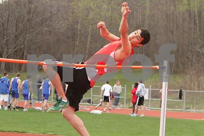 Track at CVU 4/29