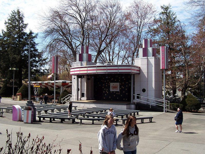 Midway Stage.