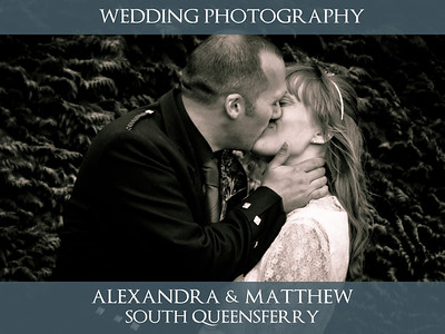 Alexandra & Matthew - South Queensferry - Wedding Photography