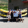 Rafting in Glenwood Springs, CO