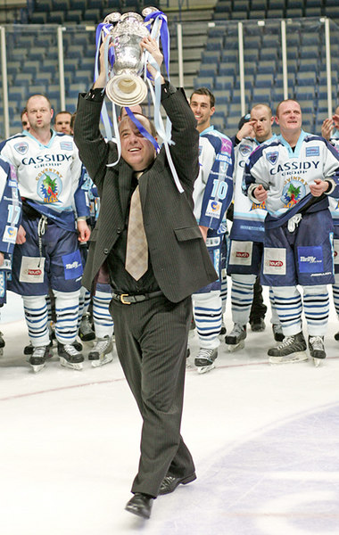 Blaze v Sheffield Steelers - 27/03/2007