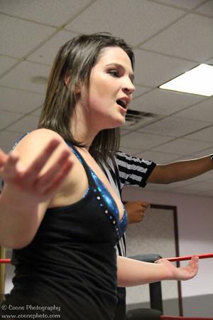 LPW 7/26/13 - Sammi Lane vs Davinne