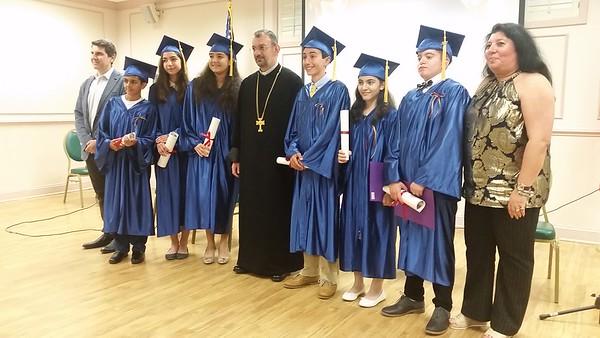 Shnorhali School Hantes-Graduation 2017