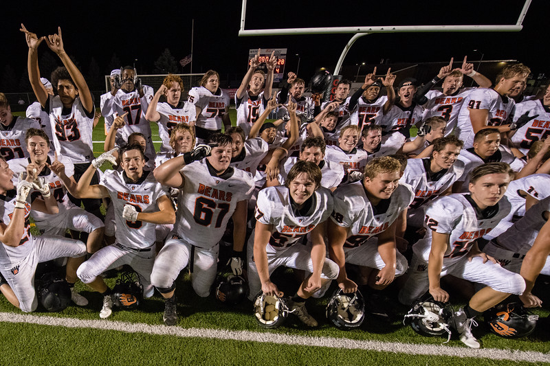 White Bear Lake Football 2018