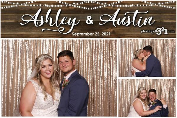 Ashley and Austin Wedding 2021