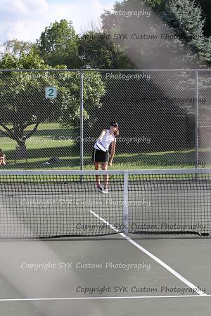 WBHS Tennis vs Southeast