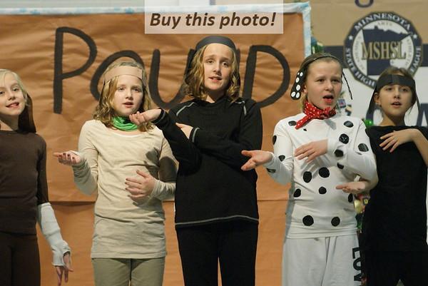 B-B-E K-4 Christmas Program