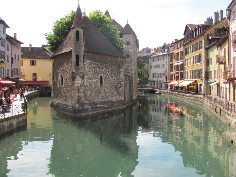Colorful Annecy