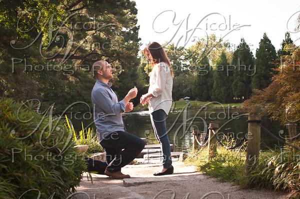 Alex & Ashley - Engaged