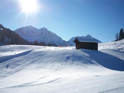 Fellhorn Skiing