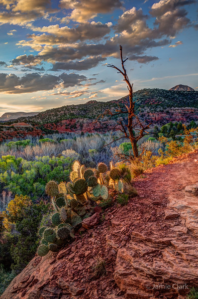 Templeton Trail. Sedona, Arizona