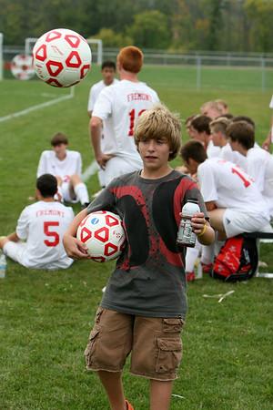 Boys JV Soccer - 2009-2010 - 9/22/2009 Tri-County