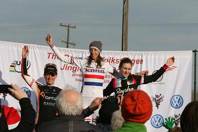 Jingle Cross Day 3 Elite UCI Women