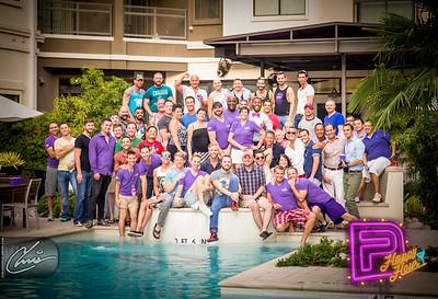 Purple Happy Hour