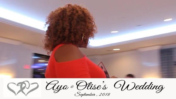Ayo and Olise's Wedding 360