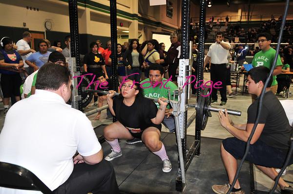 Powerlifting Meet-Regionals