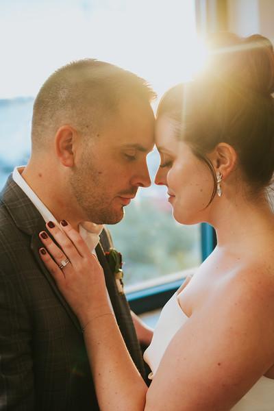 Claire + Todd Wedding